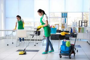 entreprise de nettoyage bureau